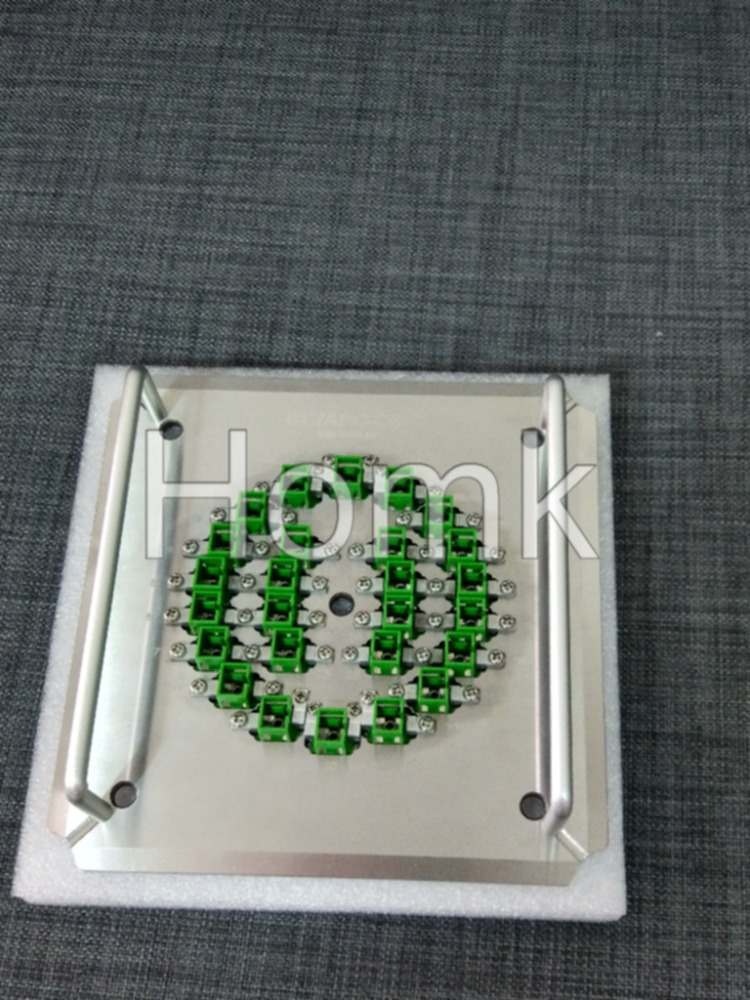 SC/APC-26 Fiber Polishing Fixture