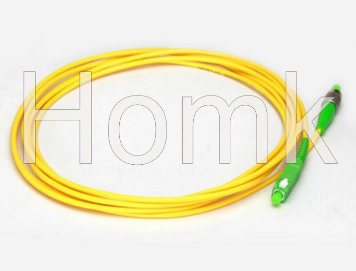 SC/APC-FC/APC fiber optic patch cord