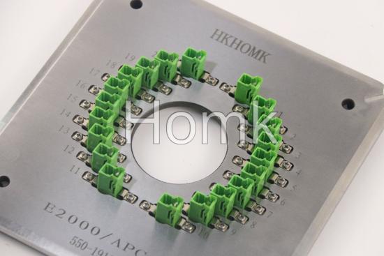 E2000APC-20 Fiber Polishing Fixture