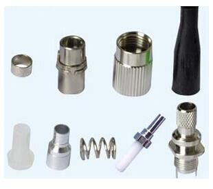 FC fiber optic connector kit 2.0mm & 3.0mm