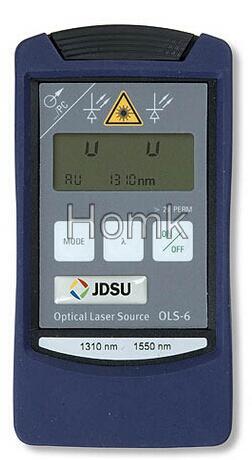JDSU OLS-6 Optic Light Source