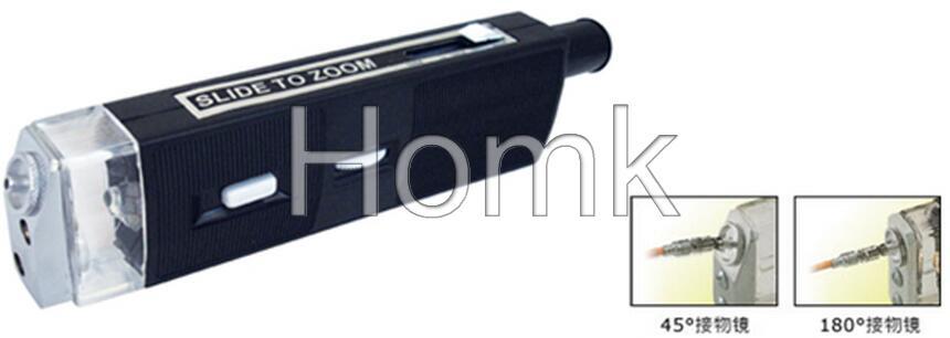 Portable Fiber Optic Microscope(200X)