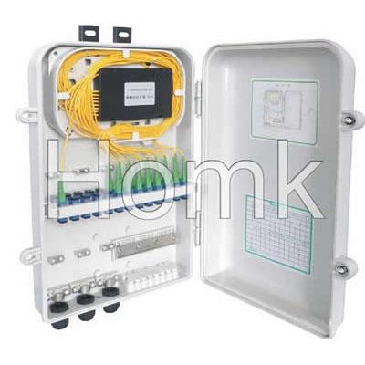 1*16 core Fiber Optic Distribution Box