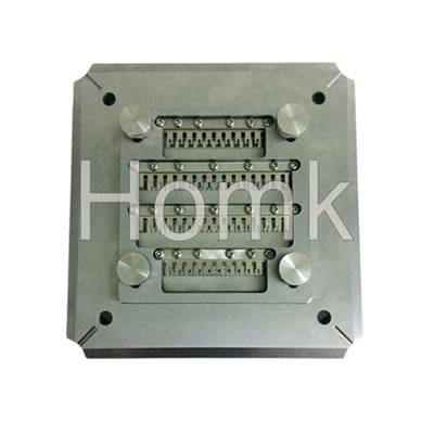 1.25mm PC-48 Ferrule Fiber Polishing Fixture