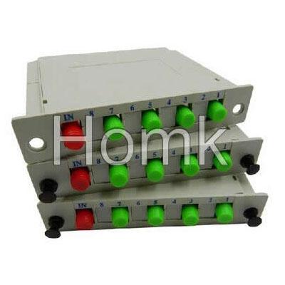 1*4 FC/APC fiber splitter