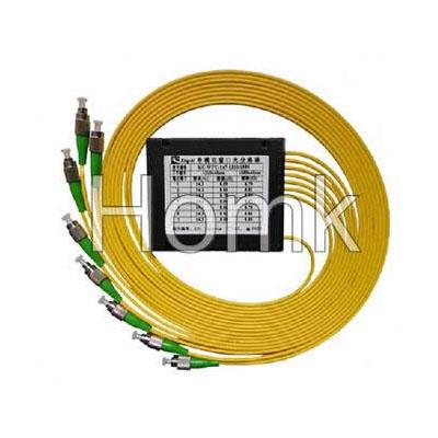1*7 fiber splitter FC/APC