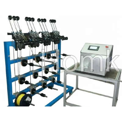 12 core Bundle Pigtail Cable Cutting Machines