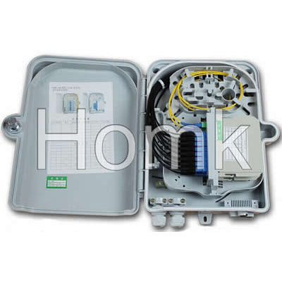 16 core Fiber Optic Distribution Box
