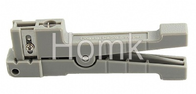 Coaxial cable stripper HK-809