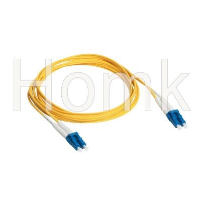 LC-LC SMDX Fiber Patch Cord
