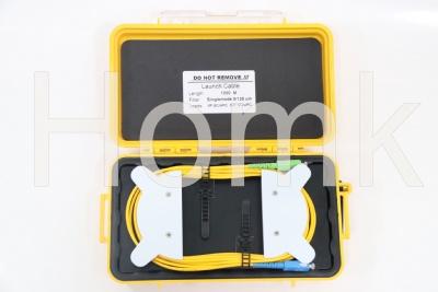SC/UPC-SC/APC SM OTDR Launch Cable Box
