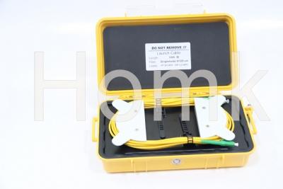 SC/APC-LCAPC SM OTDR Launch Cable Box