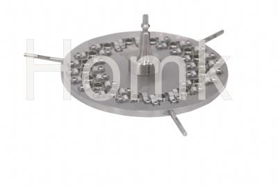 APC8000 fiber polishing fixture(FCAPC-18C)