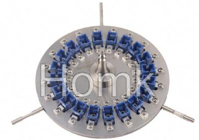 APC8000 fiber polishing fixture(SCUPC-20)