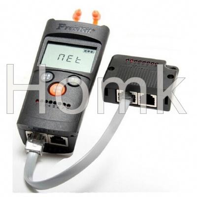 Proskit MT-7602 4 in 1 Fiber optic power meter Six wavelength Laser fiber optic multimeter