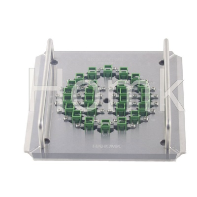 HKHOMK SC/APC-26 Handle Fiber Polishing Fixture