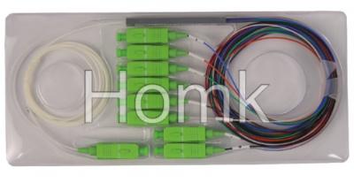 1*8 SCAPC fiber splitter FBT