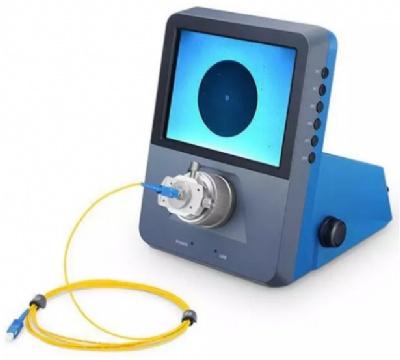 Non Automated Bench Fiber Microscope(HK-3000A)