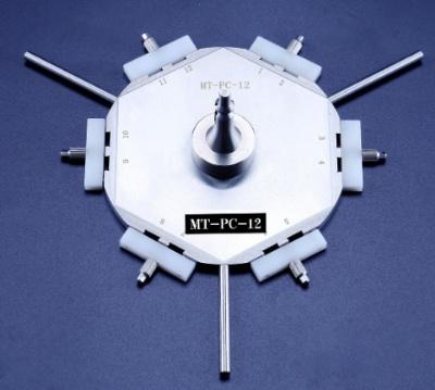 MTPC-12 APC8000 Fiber Polishing Fixture