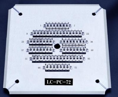 LC/PC-72 Fiber Polishing Fixture