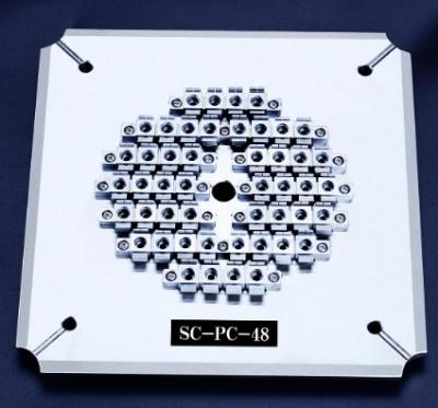 SCPC-48 Fiber Polishing Fixture