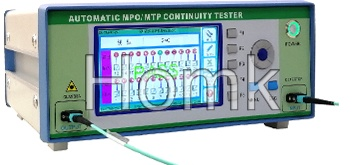 Automatic MPO MTP Patch Cord Polarity Tester 24 Core