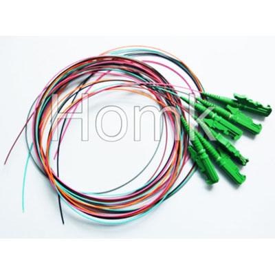 6 Cores E2000 APC Corlorful Pigtail