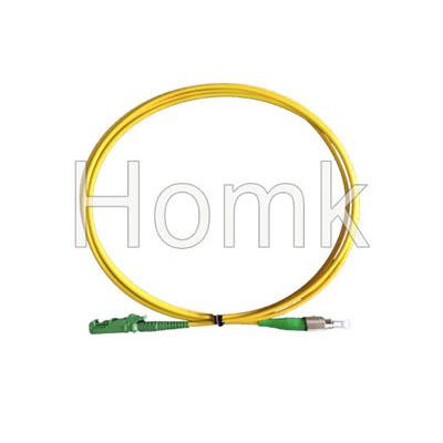FC/APC-E2000/APC SM SX fiber patch cord