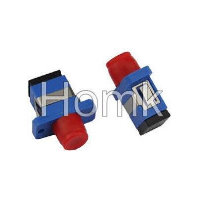 FC-SC fiber optic adapter