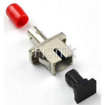 Fiber ST-SC fiber adapter