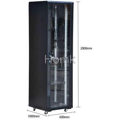 Floor Standing fiber distribution frame