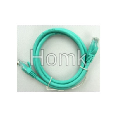 Green Fiber Optic Network Patch Cord cat5