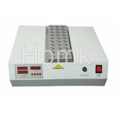 HK-30C LC DX Connector Fiber Curing Oven