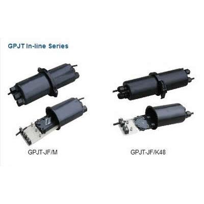 In-line fiber closure(GPJT)