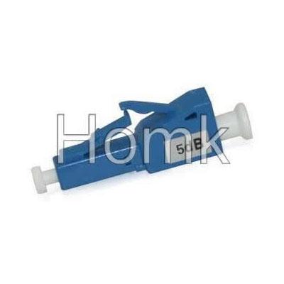 LC 5dB Male to Female Fiber Attenuator