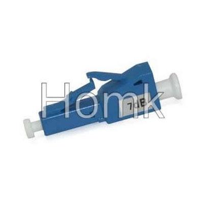 LC 7dB Male to Female Fiber Attenuator