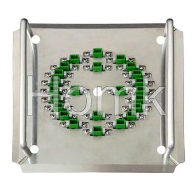 LC/APC-24 Handheld Fiber Polishing Fixture