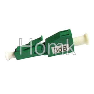 LC/APC 3dB fiber attenuator