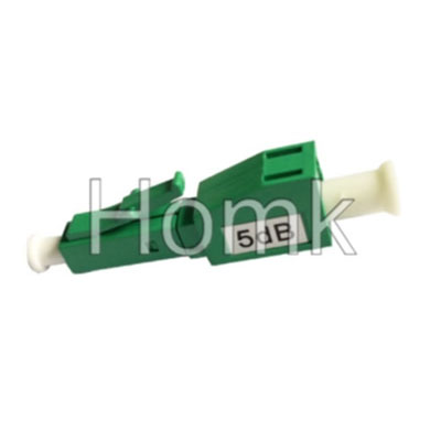 LC/APC 5dB fiber attenuator