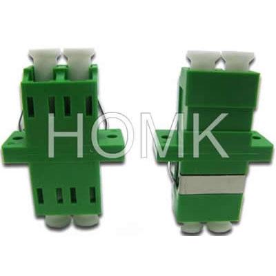LC APC DX Fiber Optic Adapter