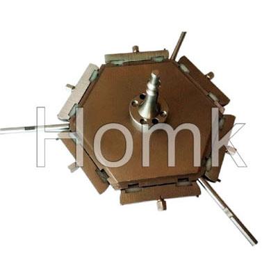 MPO APC8000 fiber polishing jig