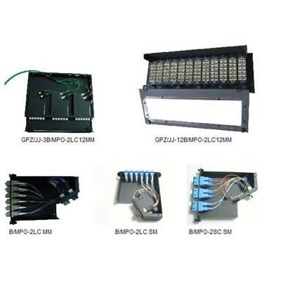 MPO Panel & Cassette
