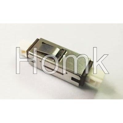 MU-MU fiber optic adapter