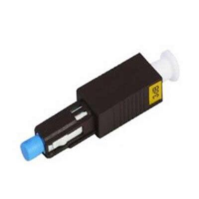 MU fiber attenuator