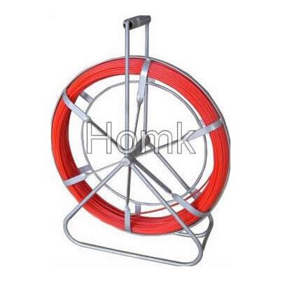 Optical fiber cable rodder