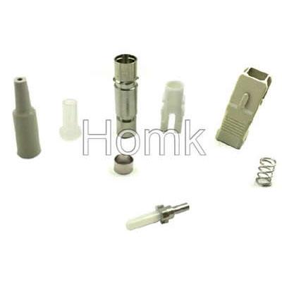 SC 0.9mm MM fiber connector kits