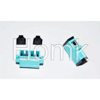 SC DX MM Fiber Optic Adapter