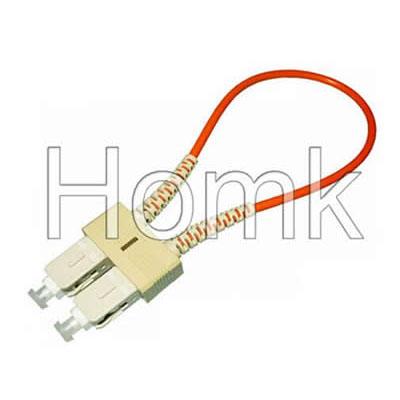 SC MM Fiber Optic Loopback