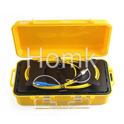 SC/UPC-FC/UPC SM OTDR Launch Cable Box