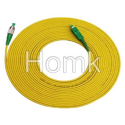 SCAPC-FCAPC 3m Fiber Optic Patch Cord